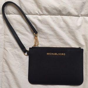 Authentic Michael Kors Wristlet